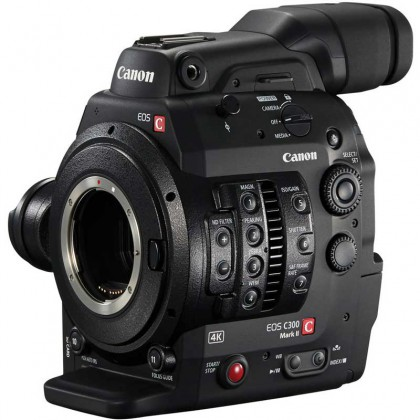 EOS C300 Mark II - Caméscope Super 35 4K