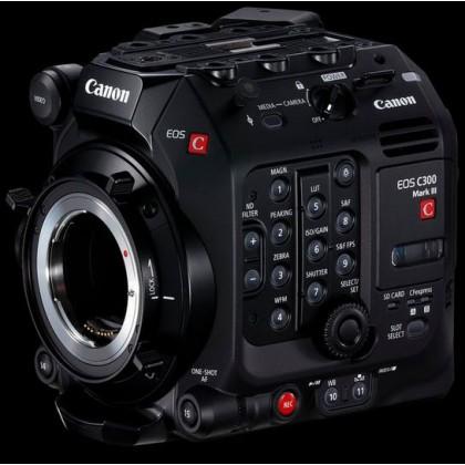 EOS C300 Mark III - Caméra cinéma Super 35 4K 120i/s