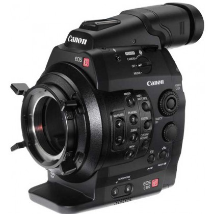 EOS C300 EF DAF Mark I - Caméscope Super 35 Full HD  avec option DAF