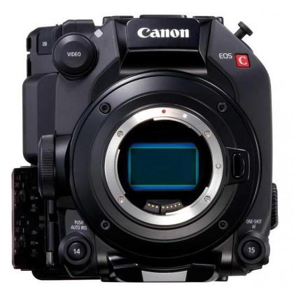 EOS C500 Mark II - Caméscope cinéma avec capteur plein format 5,9K