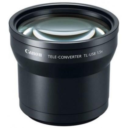 TL-U58 - Téléconvertisseur 58 mm pour objectif de caméscope Canon 4K