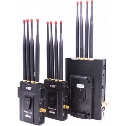 BeamLink-Duo - Système de transmission HF vidéo  longue distance