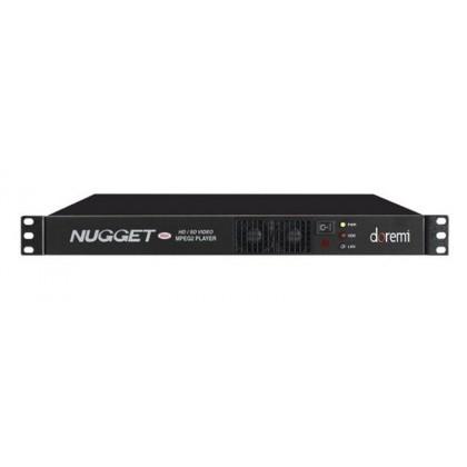 NUGGET PRO - Encodeur & Player vidéo HD