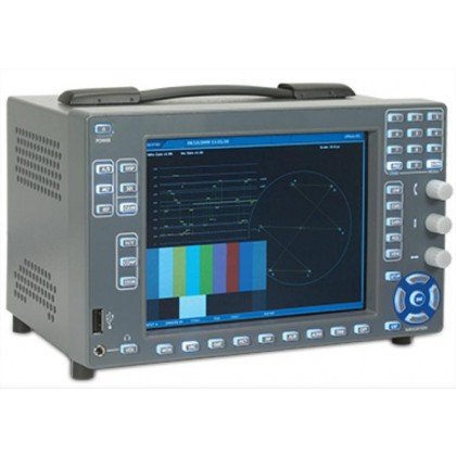 CMN-91-3G - Oscilloscope - Vectorscope portable HD/SD