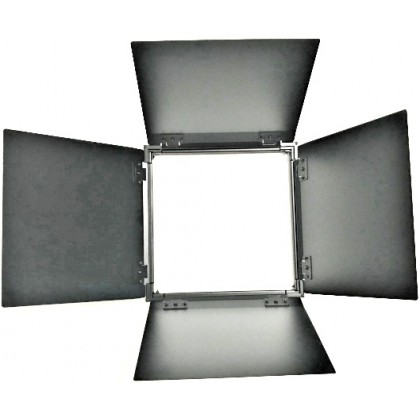 Barndoors 900-3701 - Volets pour orienter la lumière du panneau led Gemini 1x1
