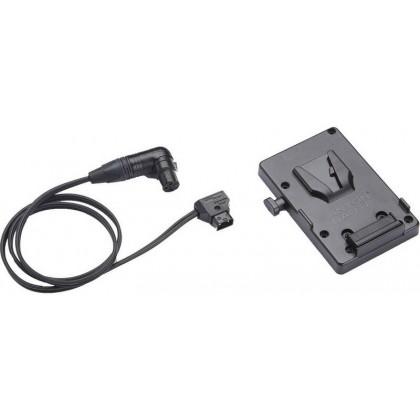 - Support de batterie V-Mount pour panneau led Astra 1x1