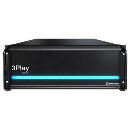 3Play 4800 CS - Système d'enregistrement multi-cam avec replay double flux
