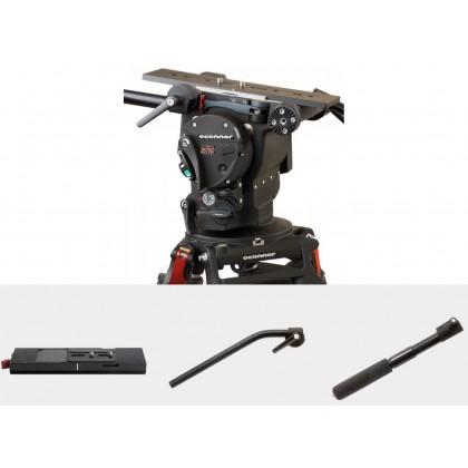 Ultimate 2575D - Tête fluide Cine avec accessoires