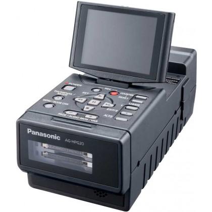 AG-HPG20 - Lecteur - Enregistreur de carte P2HD