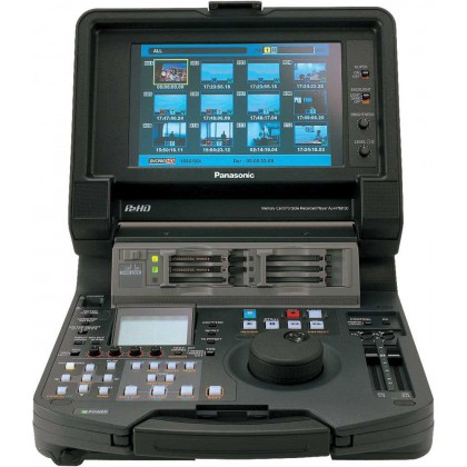 AJ-HPM110 - Lecteur - Enregistreur de carte P2 SD/HD