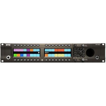 KP-5032PB - Panneau de commande d'intercom 2RU 32 clés
