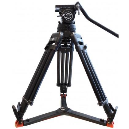Video 30 II - Kit avec tête fluide et trépied pour charge jusqu'à 40 kg