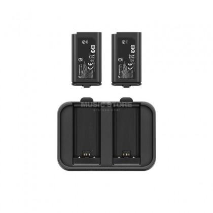EW-D Charging Set - Chargeur de batterie pour les émetteurs EW-D SK & EW-D SKM-S