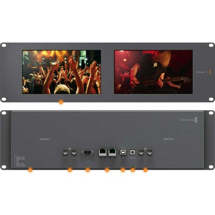 SmartView Duo - Bandeau de monitoring LCD 8