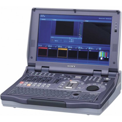 Anycast AWS-G500 - Mélangeur vidéo-audio portable SD