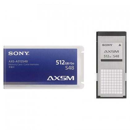 AXS-A512S48 - Carte mémoire pour enregistreurs AXS-R5 et AXS-R7