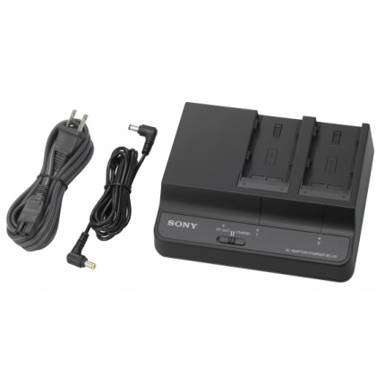 BC-U2 - Chargeur de batterie sony BP-U30 - BP-U60