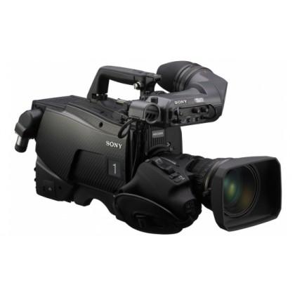HDC-2500 - Caméra plateau professionnelle HD multiformat