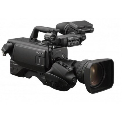 HDC-5500 - Caméra plateau broadcast live multiformat 4K HDR 12G-SDI avec transmission fibre