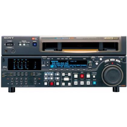 HDW-D2000/20 - Lecteur - Enregistreur HDCAM