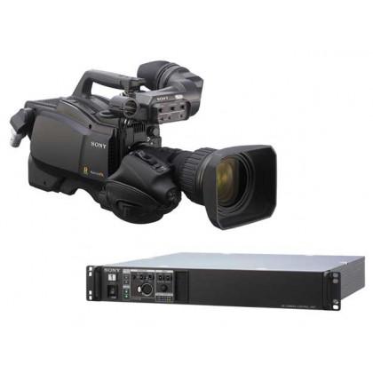 HSC-100R - Kit caméra plateau HD Triax avec périphériques