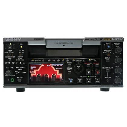 HVR-M35 - Lecteur - Enregistreur HDV-DV-DVCAM