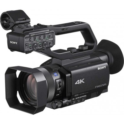 HXR-NX80 - Caméscope de poing NXCAM 4K-Full HD