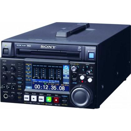 PDW-HD1200 - Enregistreur XDCAM HD422 sur disque