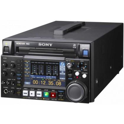 PDW-HD1500 - Enregistreur XDCAM HD422 sur disque
