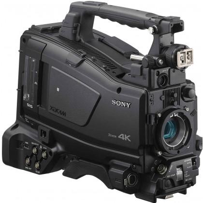 PXW-Z750 - Caméscope d'épaule XDCAM 4K HDR 3CMOS 2/3