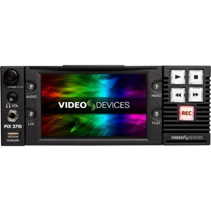 PIX 270i - Kit Enregistreur vidéo portable HD sur disque SSD et Compact Flash