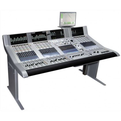 Vista 8 - Console audio numérique broadcast d'occasion