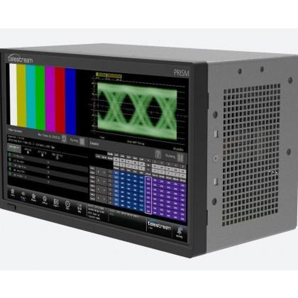PRISM MPS-300 - Système de mesure embarqué avec waveform monitoring SDI 8K/4K et IP