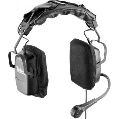 PH-3 - Casque audio avec micro pour système d'intercom