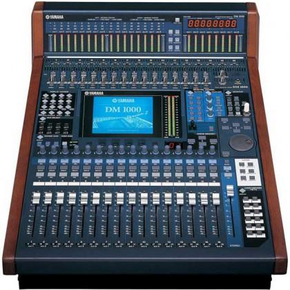 DM 1000 VCM - Console audio de mixage numérique 48 canaux