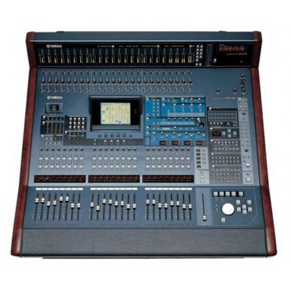 DM2000 V2 - Console audio de production