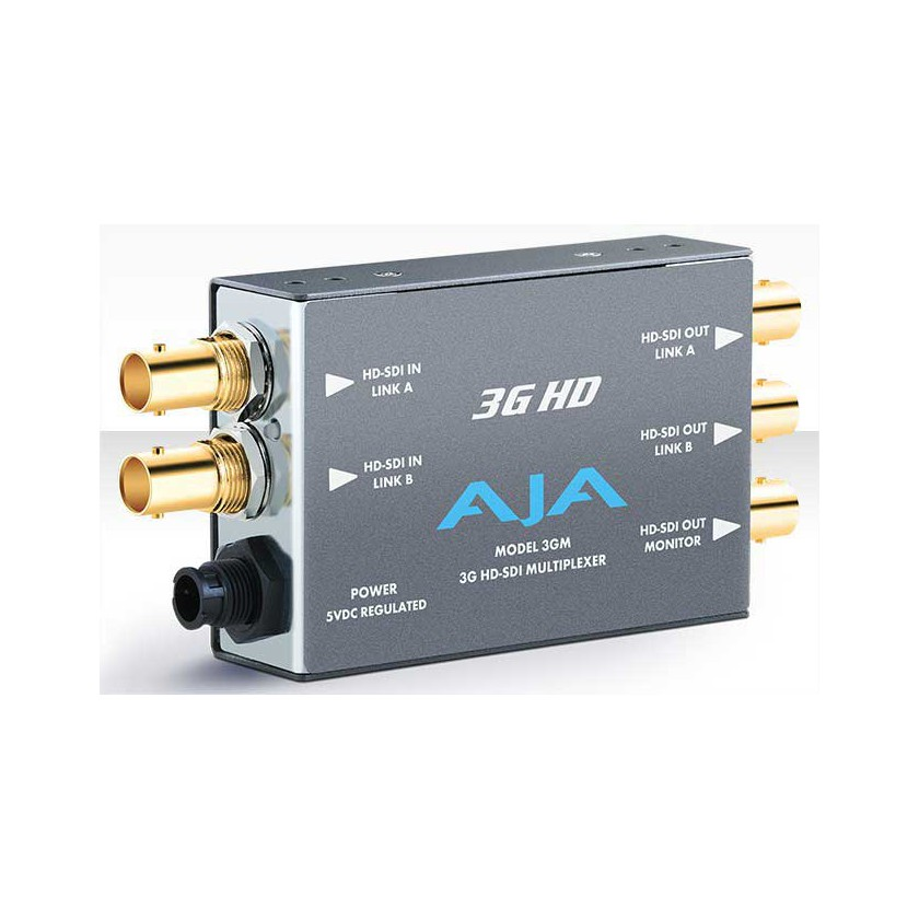 Aja-3gm - Convertisseur SD/HD-SDI 3G/1.5G