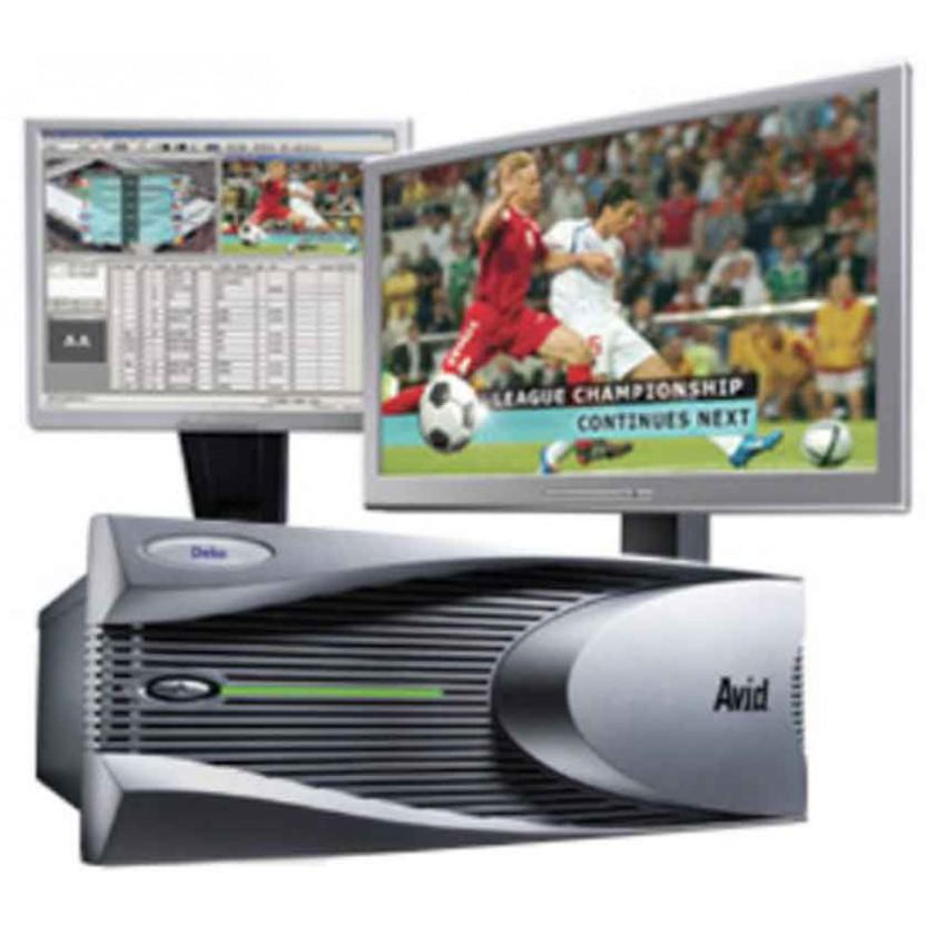 Avid Deko 1000 HD Double canal