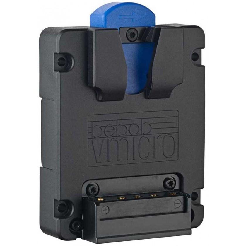 Bebob vmm-micro Plaque batterie V-micro V-mount V-cine