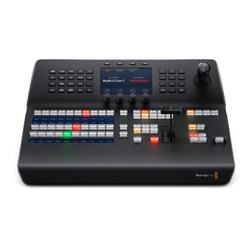 Blackmagic ATEM 1 M/E Advanced Panel - Panneau de contrôle pour mélangeurs vidéo Atem