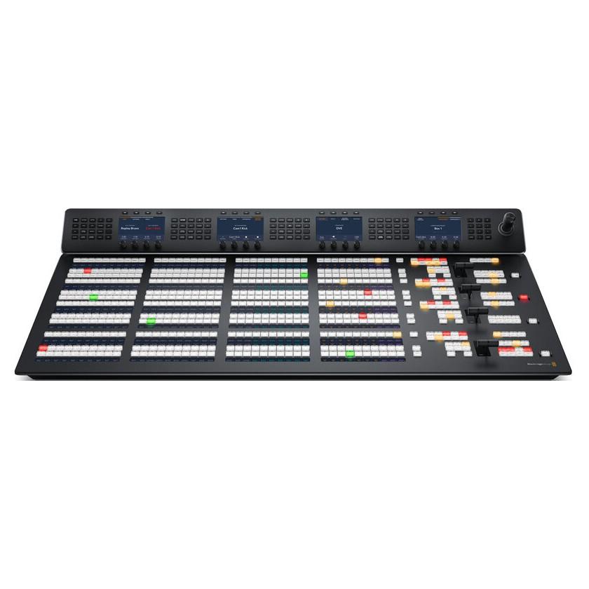 Blackmagic Atem 4M/E Advanced Panel, panneau de contrôle pour mélangeurs vidéo Atem