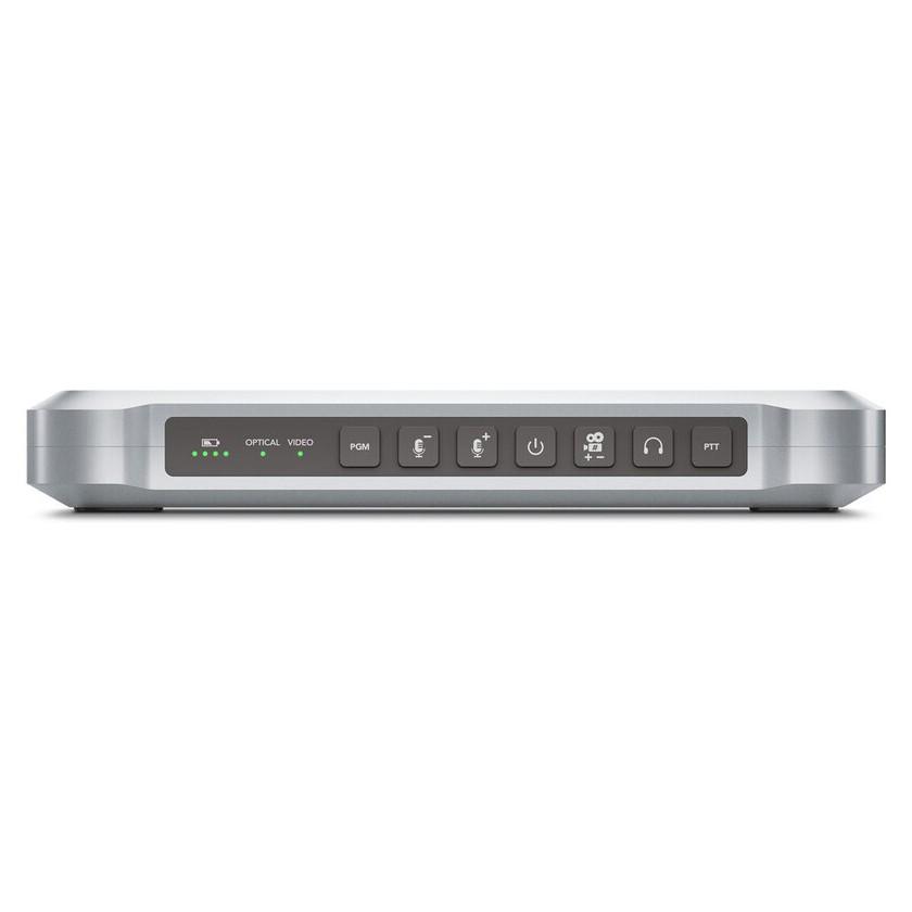 Blackmagic Atem camera converter, convertisseur SDI et HDMI vers la fibre optique