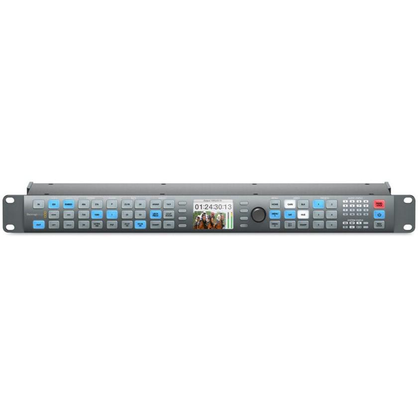 Blackmagic Teranex AV, convertisseur standard audio et vidéo 12G-SDI/HDMI XLR