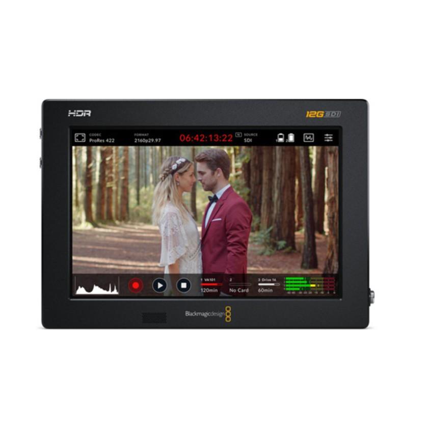 "Blackmagic Video Assist 7"" 12G HDR - Enregistreur & Moniteur vidéo"