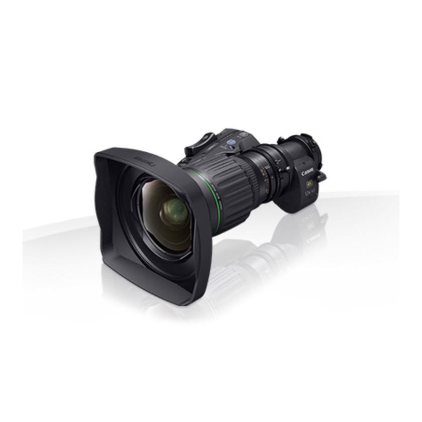 Canon CJ12ex4.3B IASE - Objectif grand angle 4K UHD avec zoom 12x motorisé