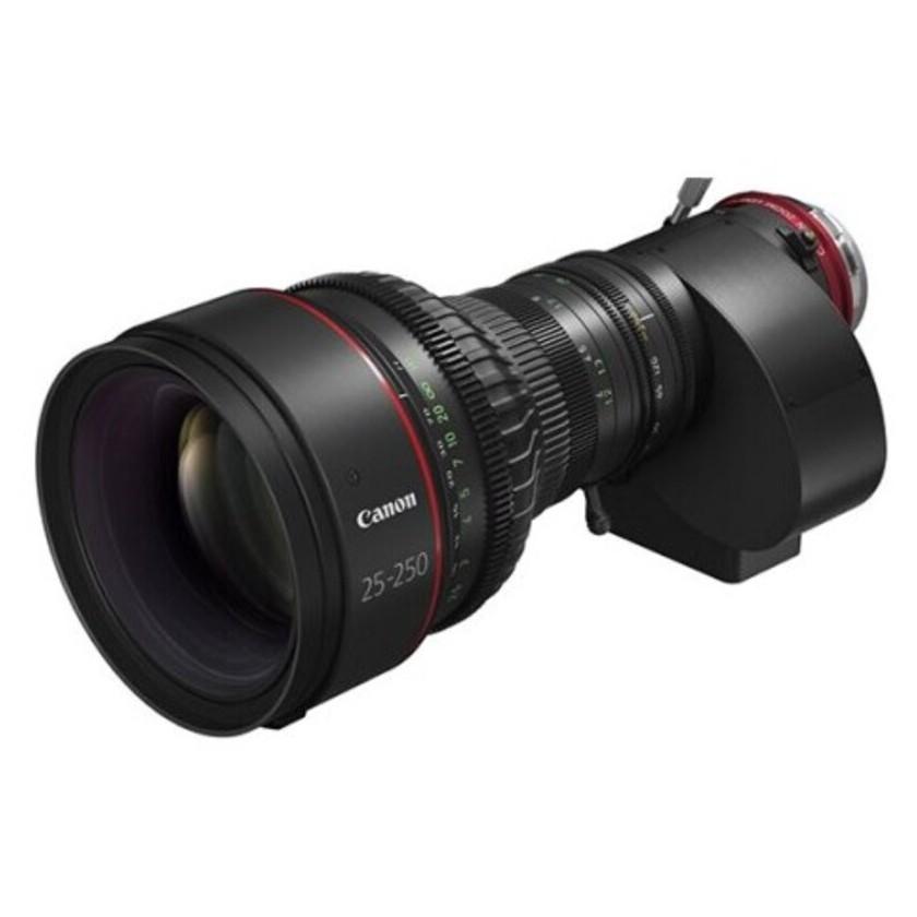 Canon CN10x25 IAS S, Objectif cinéma 4K avec monture EF ou PL