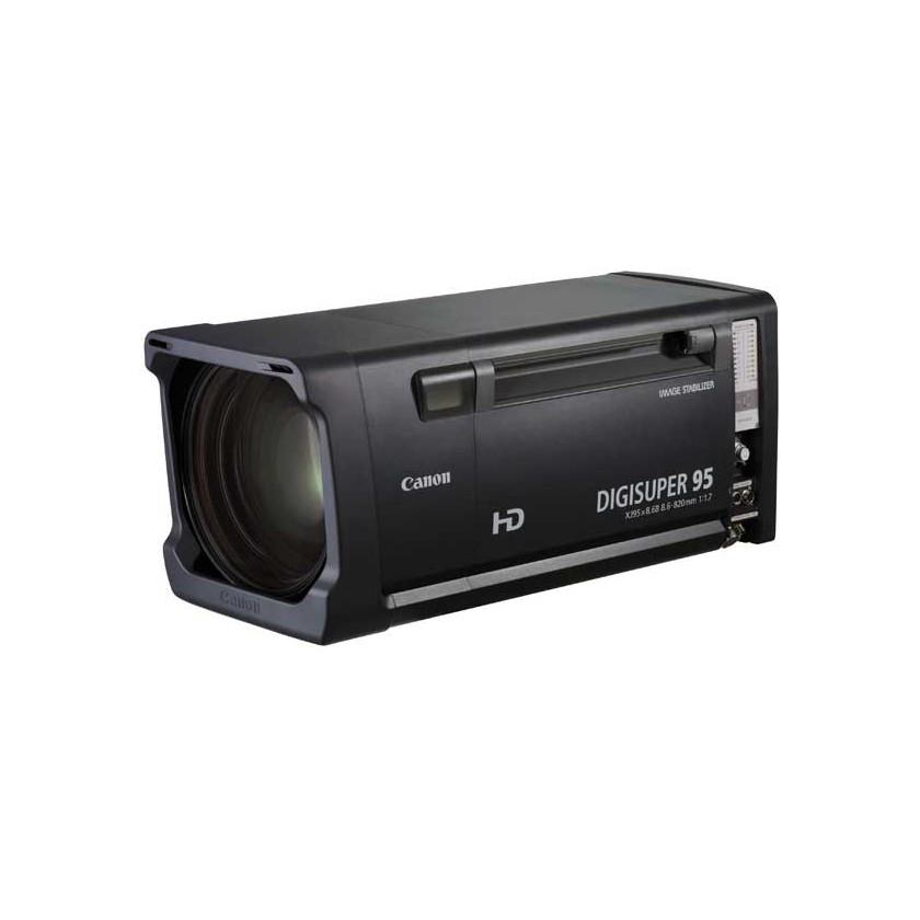 Canon Digisuper 95 - XJ95x8,6B - Super téléobjectif HD de studio & terrain