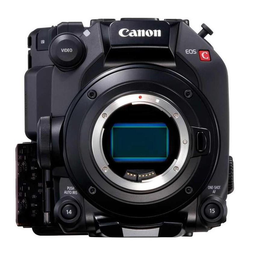 Canon EOS C500 Mark II - Caméscope cinéma avec capteur plein format 5,9K