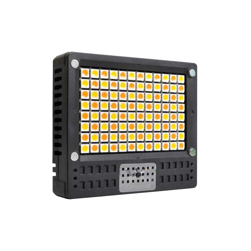 Cineroid L10C-VCe - Torche LED Bicolore