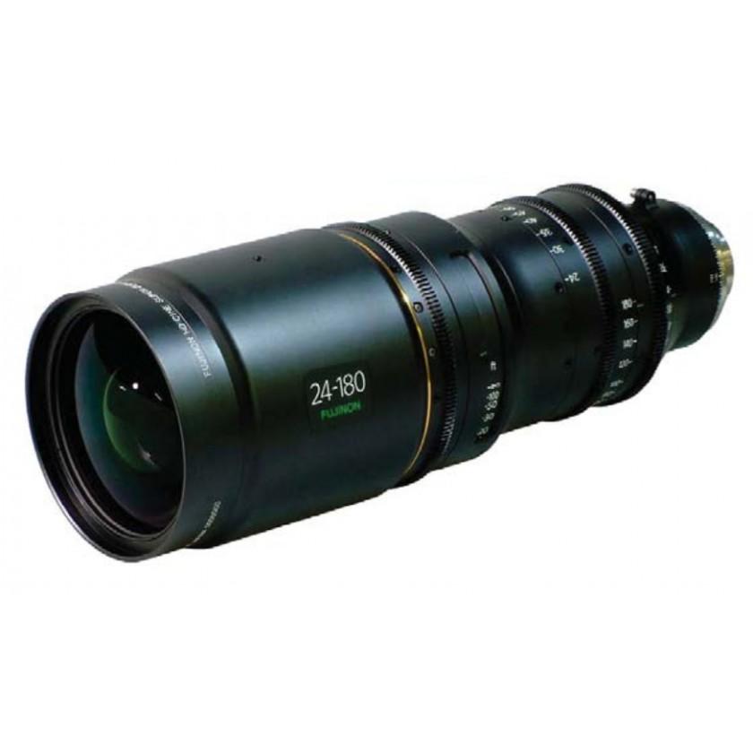 HK7.5x24 Fujinon - Objectif 4K 24-180 mm